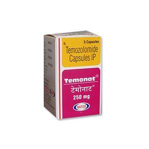 Temonat Temozolomide Capsules Natco