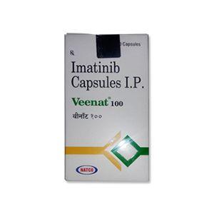 Veenat Imatinib 100 mg Capsules