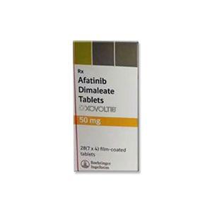 Afatinib 50 mg Xovoltib Tablets