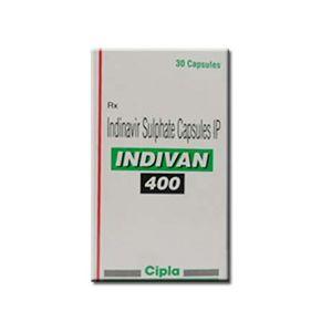 Indivan - Indinavir Capsules