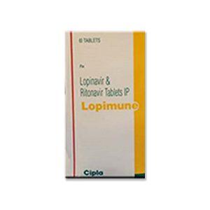 Lopimune Lopinavir - Ritonavir