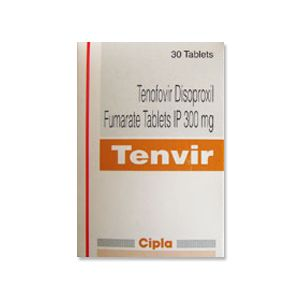 Tenvir Tenofovir fumarate Tablets