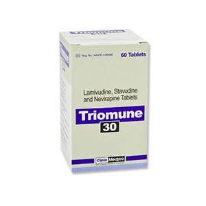 Triomune-30 Tablets