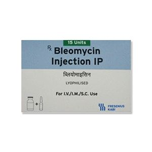 Bleomycin 15 IU Injection