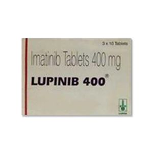 Lupinib Imatinib 400mg Tablets