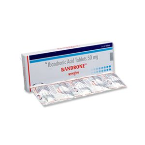 Bandrone - Ibandronate Sodium Tablets