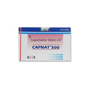 Capnat - Capecitabine 500mg