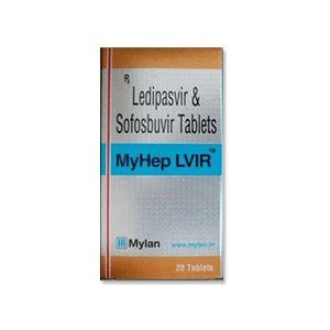 MyHep-LVIR Tablets