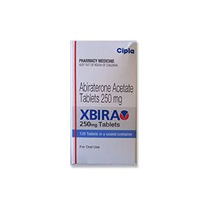 Xbira 250 mg Abiraterone Acetate Tablets