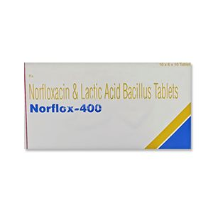 Norflox Norfloxacin 400mg Tablets