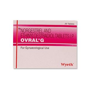 Ovral G Tablets