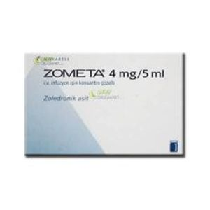 Zometa 4 mg Novartis