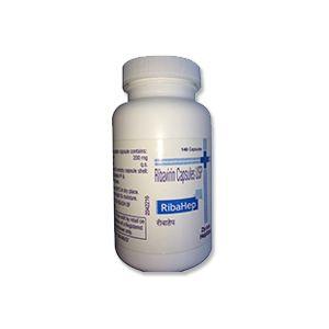 RibaHep 200 mg Capsules