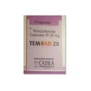 TemCad 20 mg Capsules