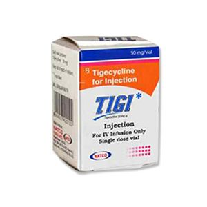 Tigi 50mg - Tigecycline Inj