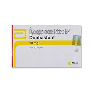 Duphaston Dydrogesterone 10 mg Tablets