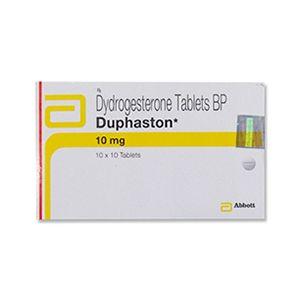 Duphaston dydrogesterone 10毫克片劑