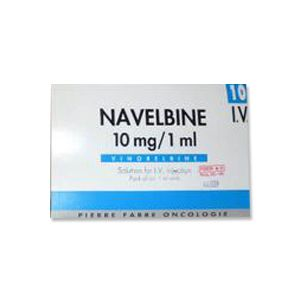 Navelbine Vinorelbine 10 mg Injection