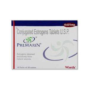 Premarin Conjugated Estrogens 0.625 mg