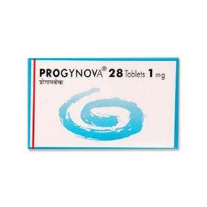 Progynova Estradiol 1 mg Tablets