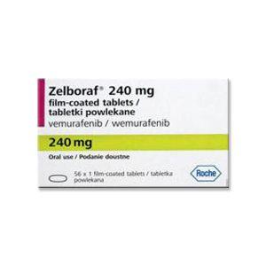 Zelboraf 240 mg Tablets