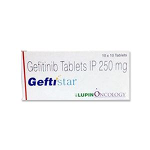 Geftistar 250 mg Gefitinib Tablets