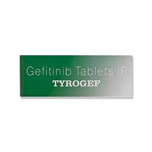 Tyrogef 250 mg Gefitinib Tablets