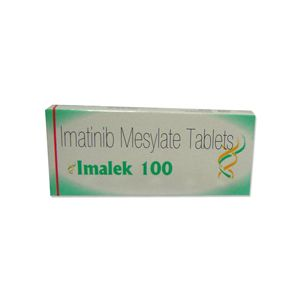 Imalek Imatinib 100 mg Tablets