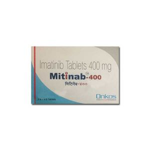 Mitinab 400mg Imatinib Tablets