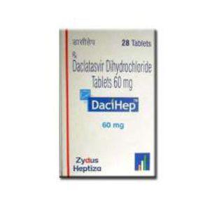DaciHep Zydus Daclatasvir Tablets