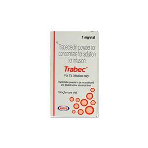 Trabec 1mg Trabectedin Injection