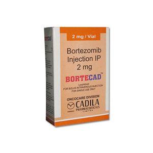 Bortecad 硼替佐米 2mg注射液