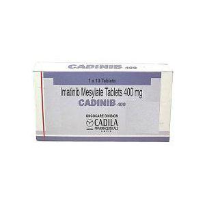Cadinib 400mg Imatinib Tablets