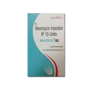 Bleocel Bleomycin 15 Units Injection
