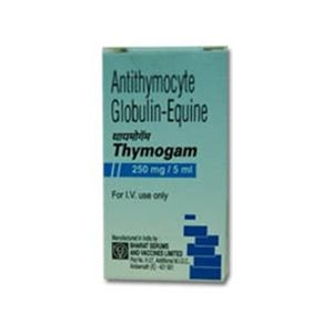 Thymogam Antithymocyte 250 mg Injection