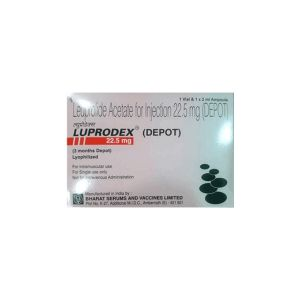 Luprodex Leuprorelin 22.5 mg Injection