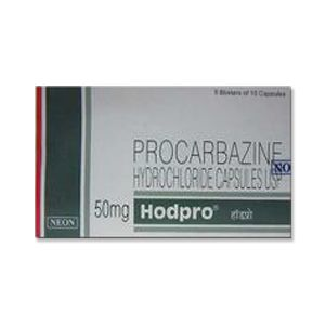Hodpro Procarbazine 50 mg Capsules