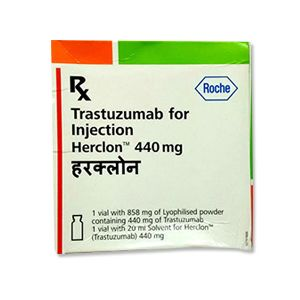 Herclon Trastuzumab 440mg Injection