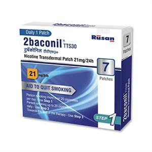 2baconil Nicotine 21 mg