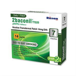 2baconil TTS20 14 mg