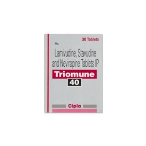 Triomune-40 Tablets