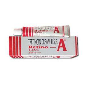 Retino A 0.05% Tretinoin Cream