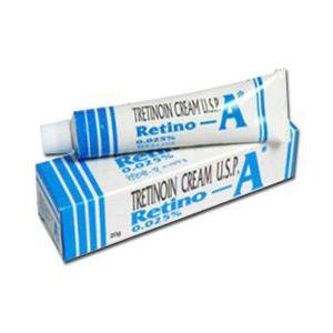 Retino A 0.025% Tretinoin Cream