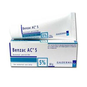 Benzac AC 5% Gel