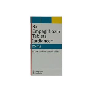 Jardiance 25 mg Tablets