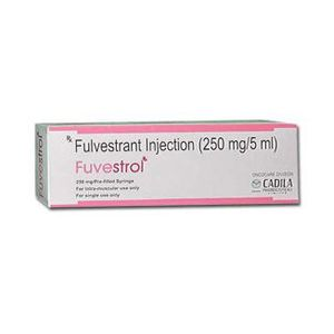 Fuvestrol 250 mg Fulvestrant Injection