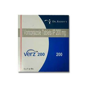 Verz 200 mg Voriconazole Tablets