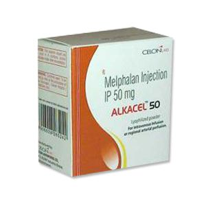 Alkacel 50 mg Melphalan Injection