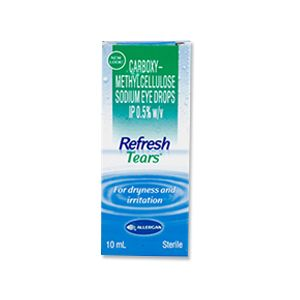 Refresh Tears Eye Drop