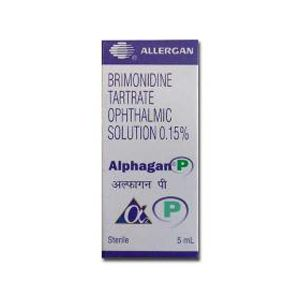 Alphagan P Eye Drop